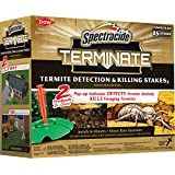 Spectracide Terminate Termite Detection & Killing Stakes2 (HG-96115)