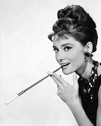 4c1f786dba74 Image Unavailable. Image not available for. Color  Audrey Hepburn  quot  Breakfast ...