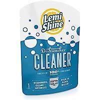 Lemi Shine Dishwasher Cleaner, 1.76 Ounce