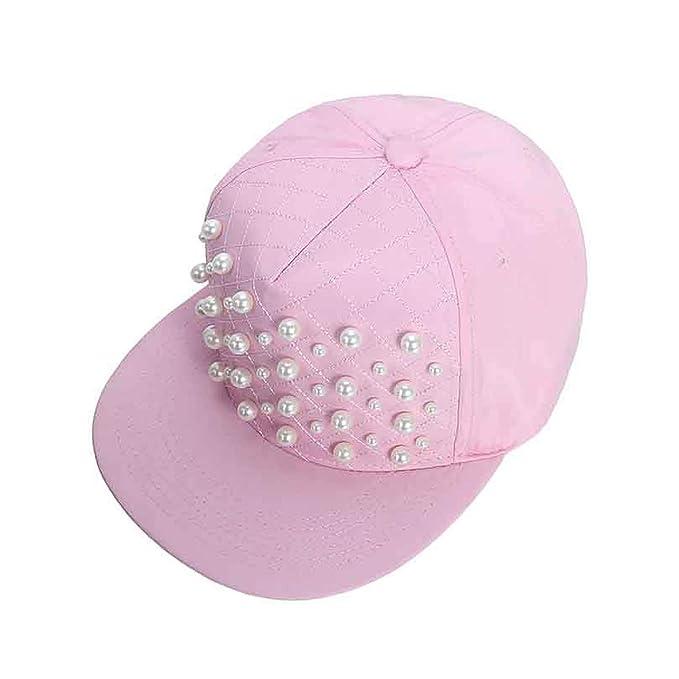 Xivikow Womens White Pearl Baseball Cap Summer Casual Cotton Black Bone Caps Gorras Hombre, 1 at Amazon Womens Clothing store:
