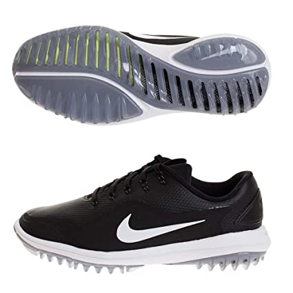 dd0ac53d29abbf Image Unavailable. Image not available for. Color: Nike Men's Lunar Control  Vapor 2 Golf Shoes Black/White 11 W