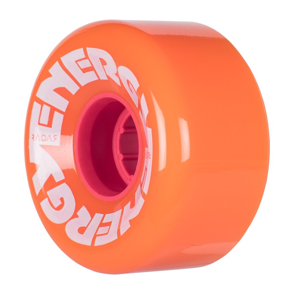 Riedell Skates Radar Energy 62 mm Outdoor Skate Wheels (Set of 4)