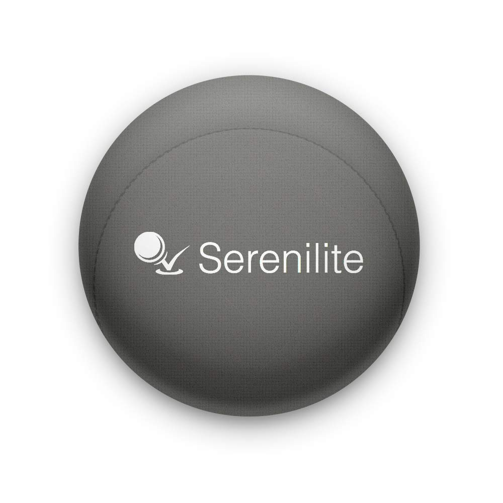 Serenilite Hand Therapy Stress Ball – Optimal Stress Relief – Great for Hand Exercises and Strengthening