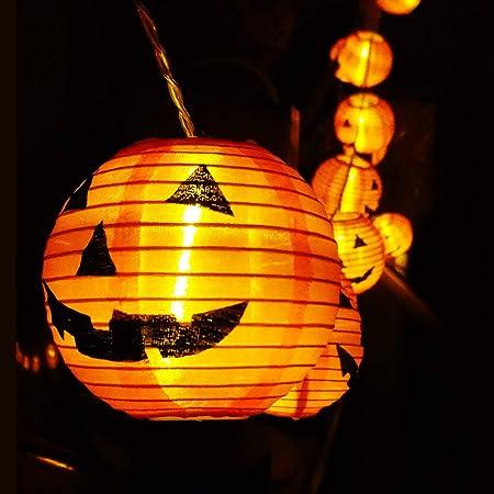 100 Lighted Super Sphere Steady Flashing Light Round Ball Spooky Halloween Decor