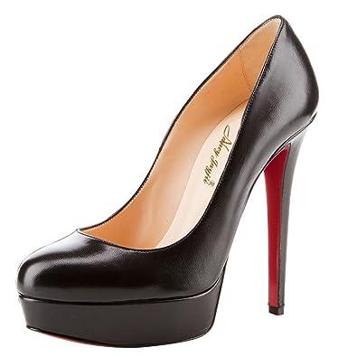 Nancy Jayjii Chaussures noires e… 5BG5a