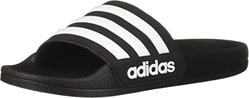 Amazon.com | adidas Kids' Adilette Shower Sandal | Sandals