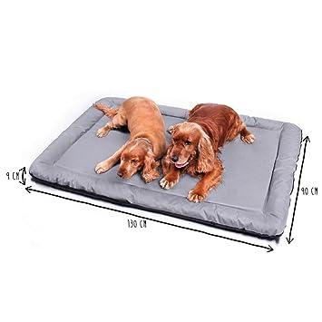 ANIMALY Cama para Perros, Impermeable y antiarañazos, cojín Adecuado para Uso en Exteriores,