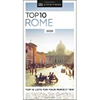DK Eyewitness Top 10 Rome: 2020 (Pocket Travel Guide)