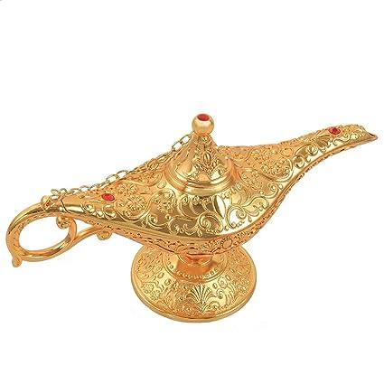 Kilofly Aladdin Costume Prop Vintage Table Decor Large Decoration