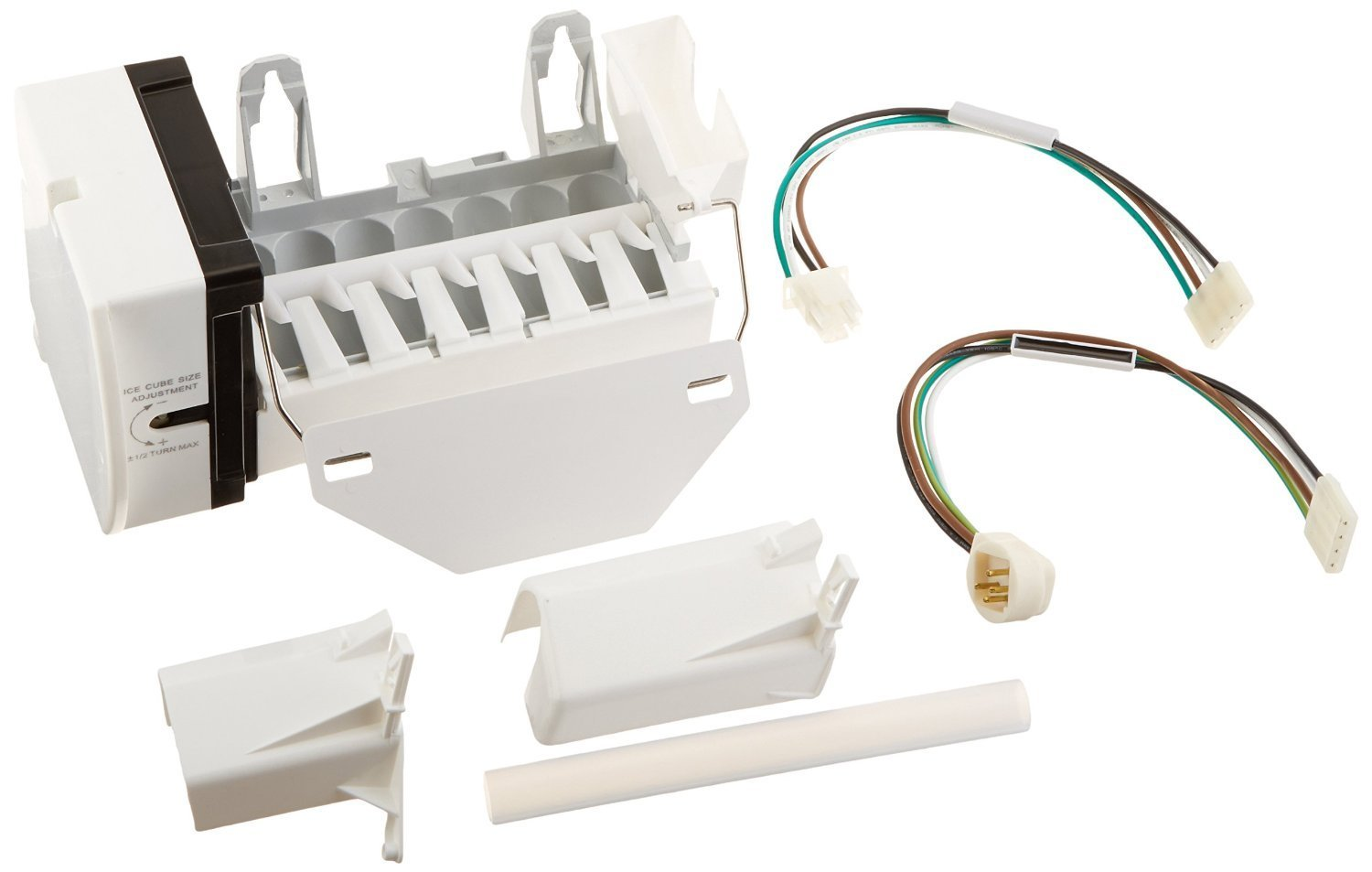 Compatible Ice Maker Kit for General Electric WR30X10012, General Electric PSI23SGPABS, General Electric PSH23PSRASV, General Electric GTS16BCSARCC Refrigerator