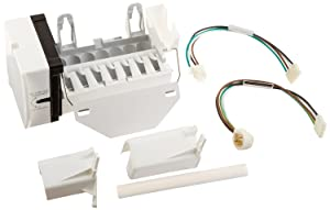 Compatible Ice Maker Kit for General Electric GTH21SCXASS, General Electric WR30X0327, Kenmore / Sears 3639557780, General Electric GTH18XCT2RWW Refrigerator