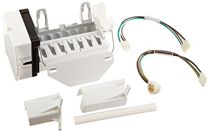 Amazon.com: Compatible Ice Maker Kit for General Electric WR30X0306 on kenmore washer wire harness, viking ice maker wire harness, ge washer wire harness,