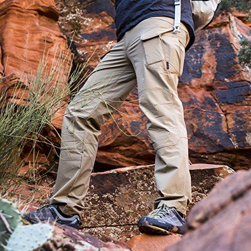 Helikon Hommes Outdoor Tactique Pantalon Shadow Gris