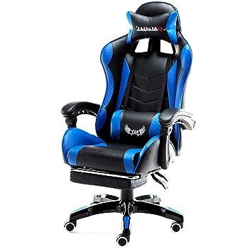 Gaming Bürostuhl Ergonomischer Dreh Computer Stuhl Mit