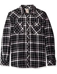 Men's Western Flannel Shirt