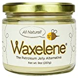 Waxelene - All Natural Petroleum Jelly Alternative - 9 oz.Jar