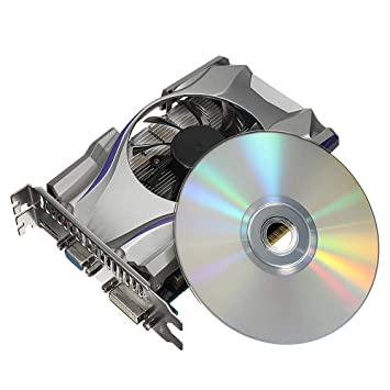 YOUQING GT730 GDDR5 4GB Juego de 128 bits Tarjeta de Video ...