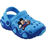 Lil Firestar Unisex Baby Sky Blue Sandals-24 Months (24 EU) (LFZ70_6)