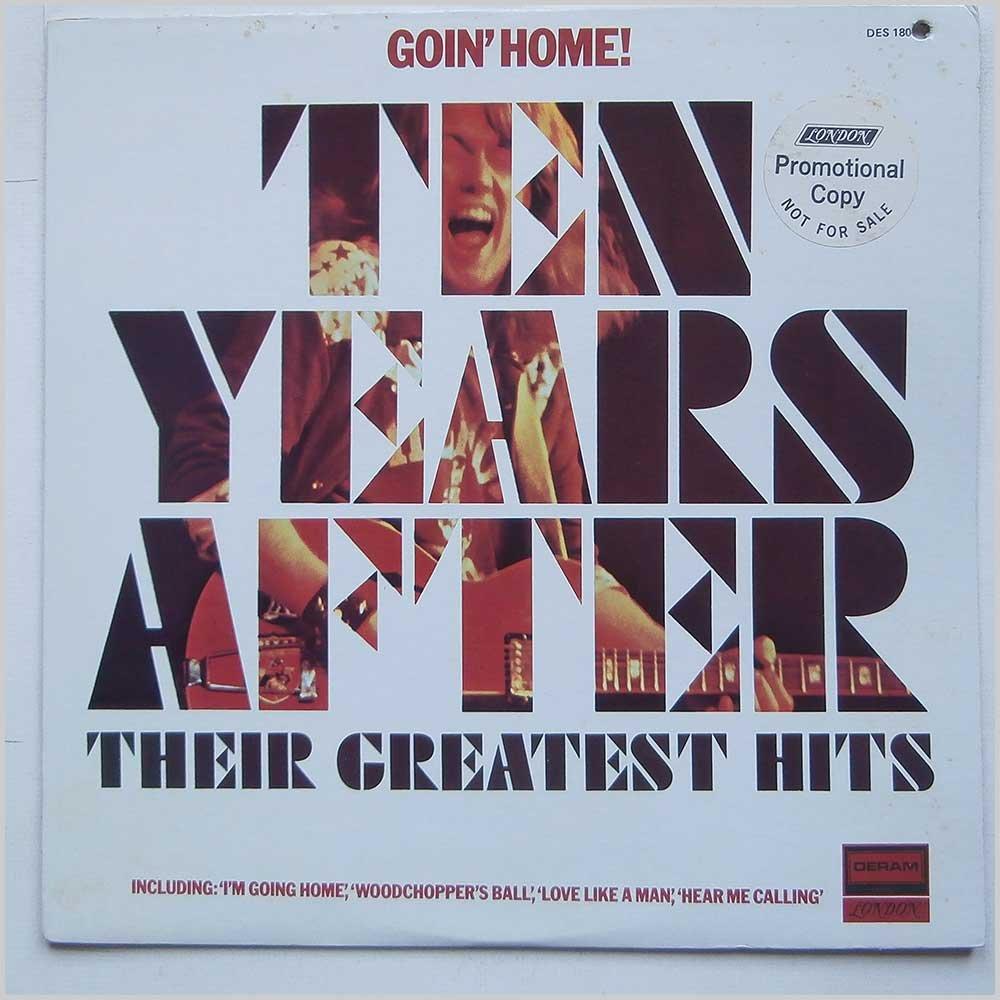 Ten Years After - Goin' Home! - Deram - DES 18072