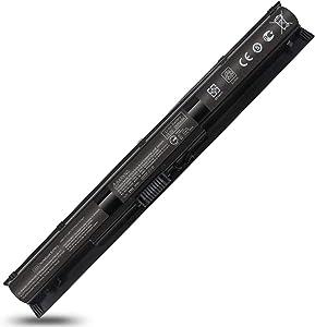 KI04 800049-001 HSTNN-LB6S Laptop Battery Compatible with HP Pavilion 14-ab 14T-ab 15-ab 15-an 17-g Series HSTNN-LB6R 800050-001 800010-421 800009-421 TPN-Q158 17-g121wm 15-an050nr 14-ab006TU 15-ab000