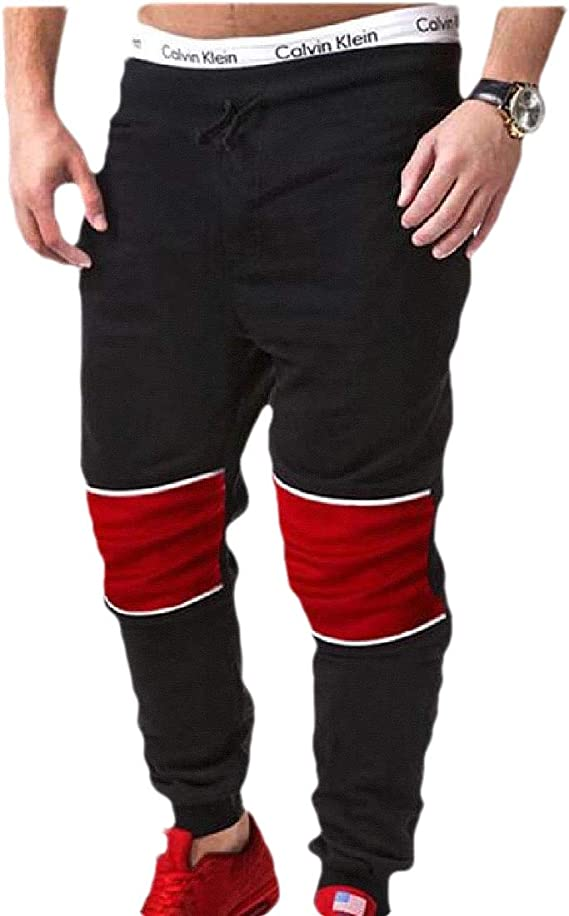 securiuu Pantalones de chándal para Hombre, Pantalones de ...