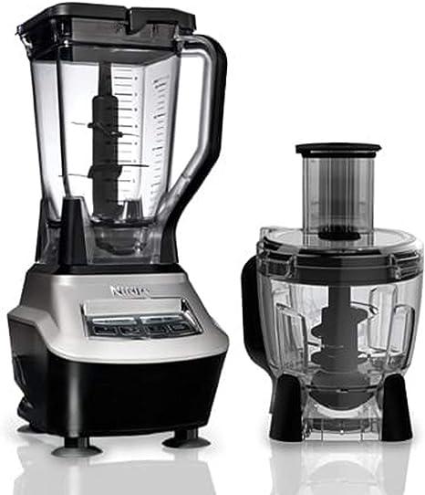 Ninja Mega Kitchen System Bl773co 1500 Watt Perfect Blends 8 Cup Food Processor Bowl Certified Refurbished Amazon Ca Home