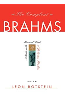 Johannes brahms life and letters johannes brahms styra avins the compleat brahms a guide to the musical works of johannes brahms fandeluxe