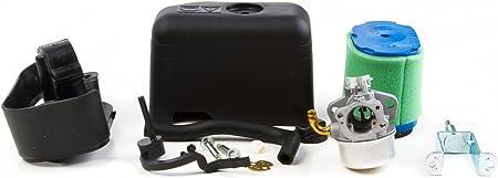 AUTOKAY Carburetor for Briggs /& Stratton 698479 591925 698475 693518 Carb Tiller Chipper