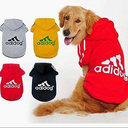 Beito Ropa Adidog, Deporte Perro Camiseta del Perrito Caliente Sudaderas Ropa de Abrigo suéter con