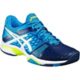 ASICS Gel Blast 7 Men's Indoor Shoes Blue/White/Yellow