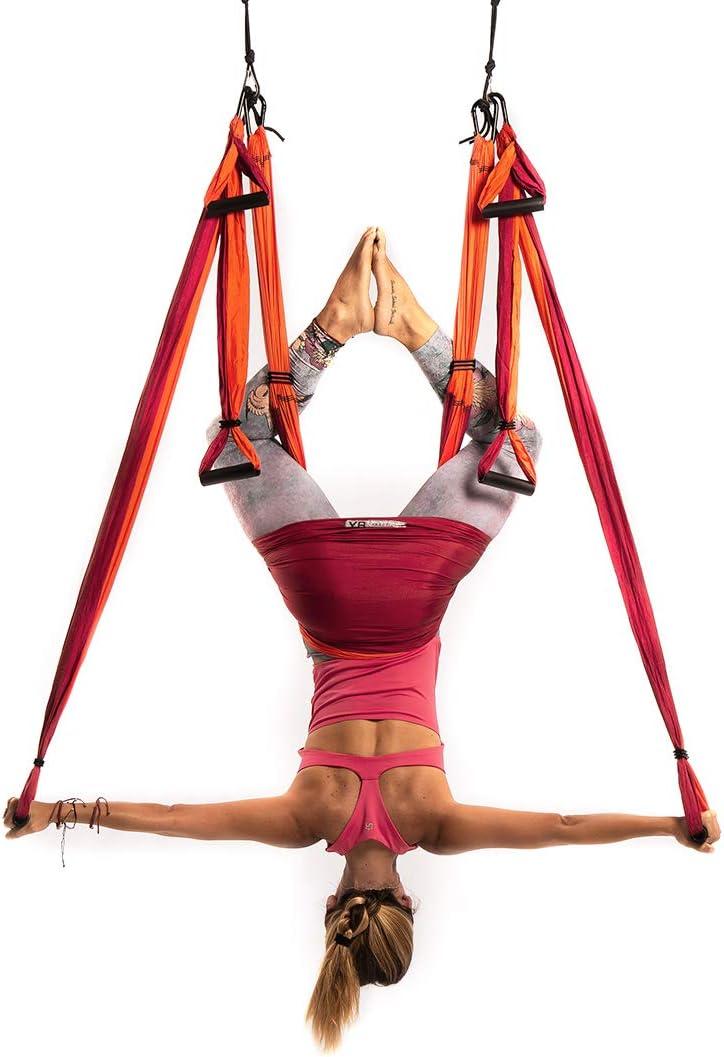 Amazon.com: YOGABODY Yoga Trapeze - Herramienta para ...