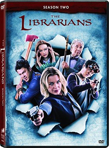 the librarians season 2 - 1