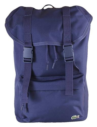 82d6cedd78ae LACOSTE Neocroc Backpack Peacoat  Amazon.de  Schuhe   Handtaschen
