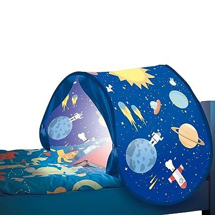 Direct TV Outlet Sleepfun Tent Original Visto en TV Tienda de campaña para la habitación Carpa Infantil Plegable y con Luz Juguete para niños (Color ...