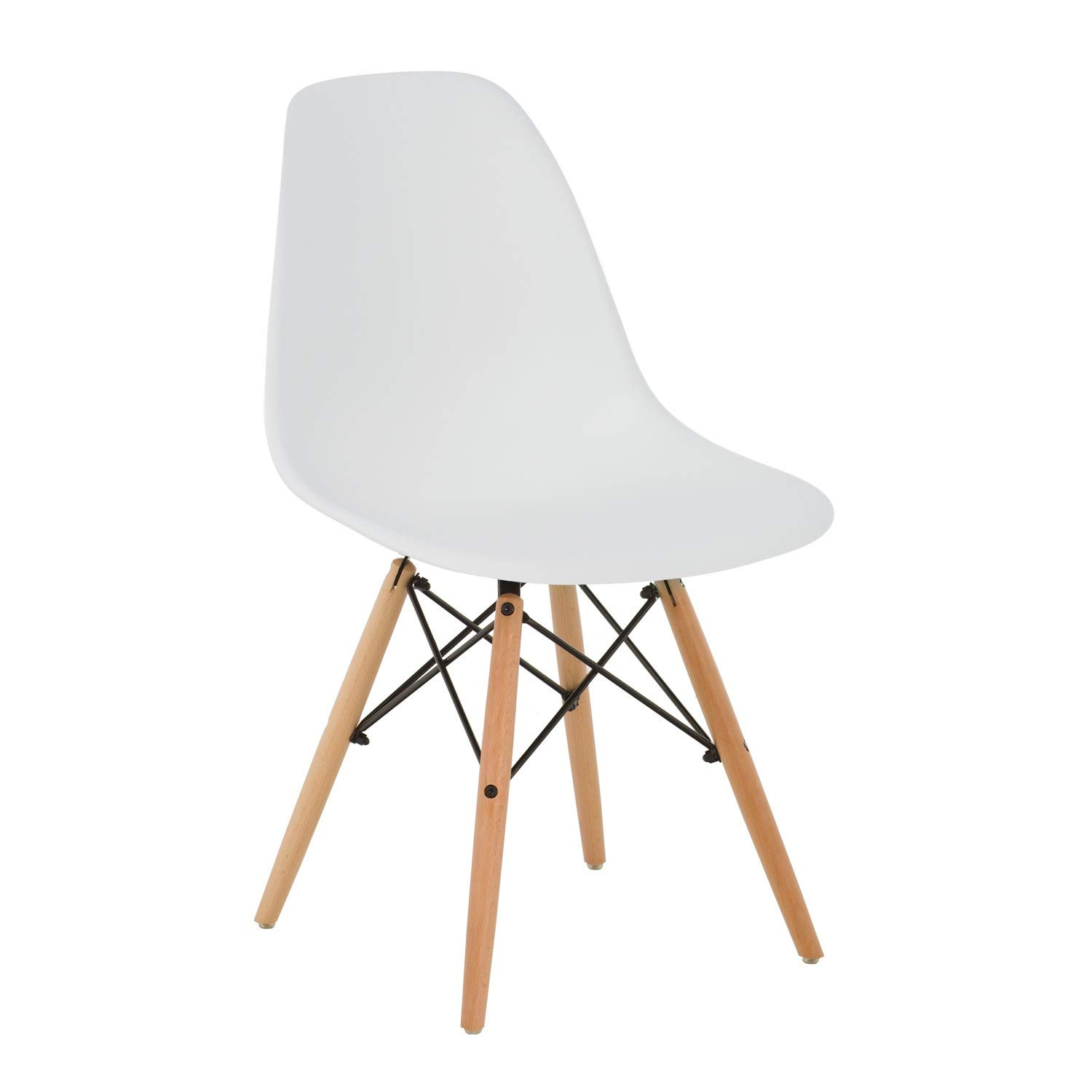 SKLUM Silla IMS Blanco Madera Natural - (Elige Color) product image