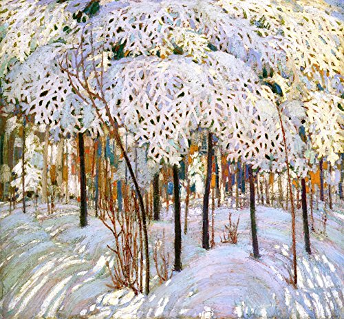 Tom Thomson Snow in October National Gallery of Canada - Ottawa 30