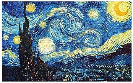 Toujours Moment Diy Diamant Peinture Van Gogh Nuit Etoilee Celebre Peinture A L Huile Broderie Diamant Peinture 5d Avec Des Diamants Amazon Fr Cuisine Maison