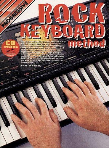 (Progressive Rock Keyboard Method)