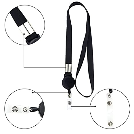 Amazon Com Jpsor Lanyard With Id Holder Sets