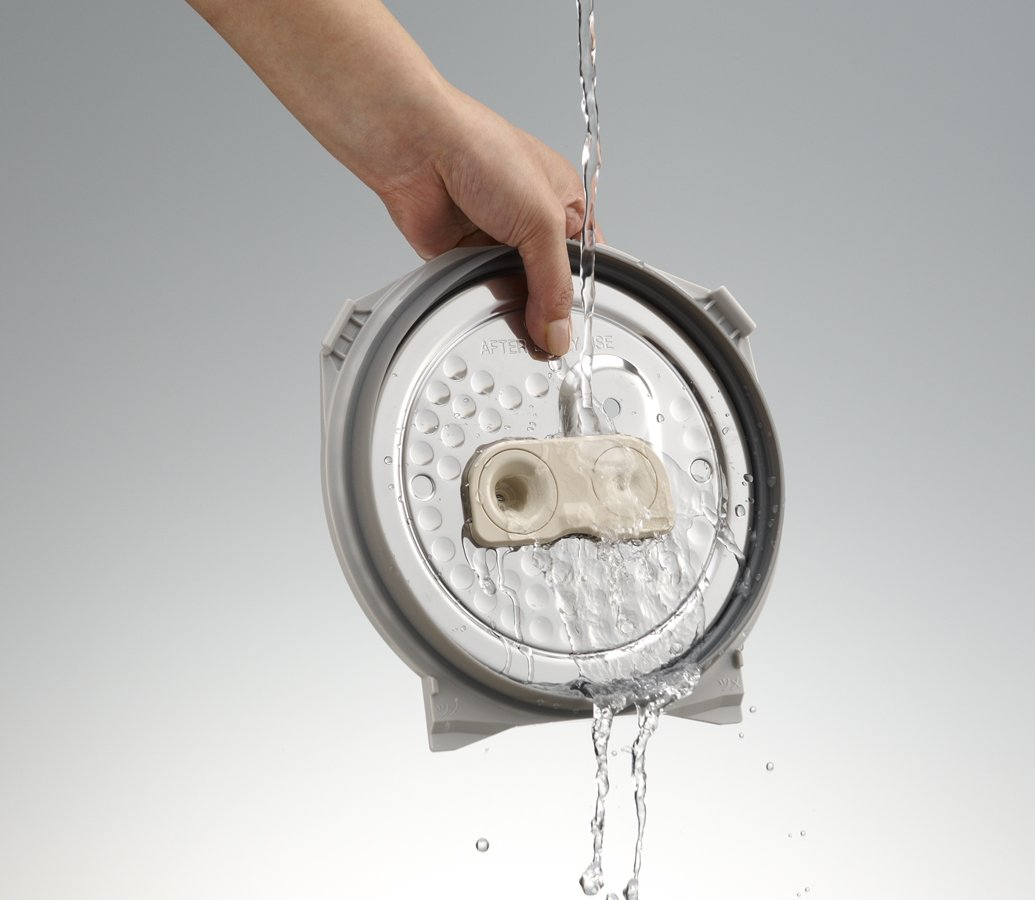 Zojirushi Induction Heating Pressure Rice Cooker & Warmer 1.8 Liter, Stainless Brown NP-NVC18 by Zojirushi (Image #5)
