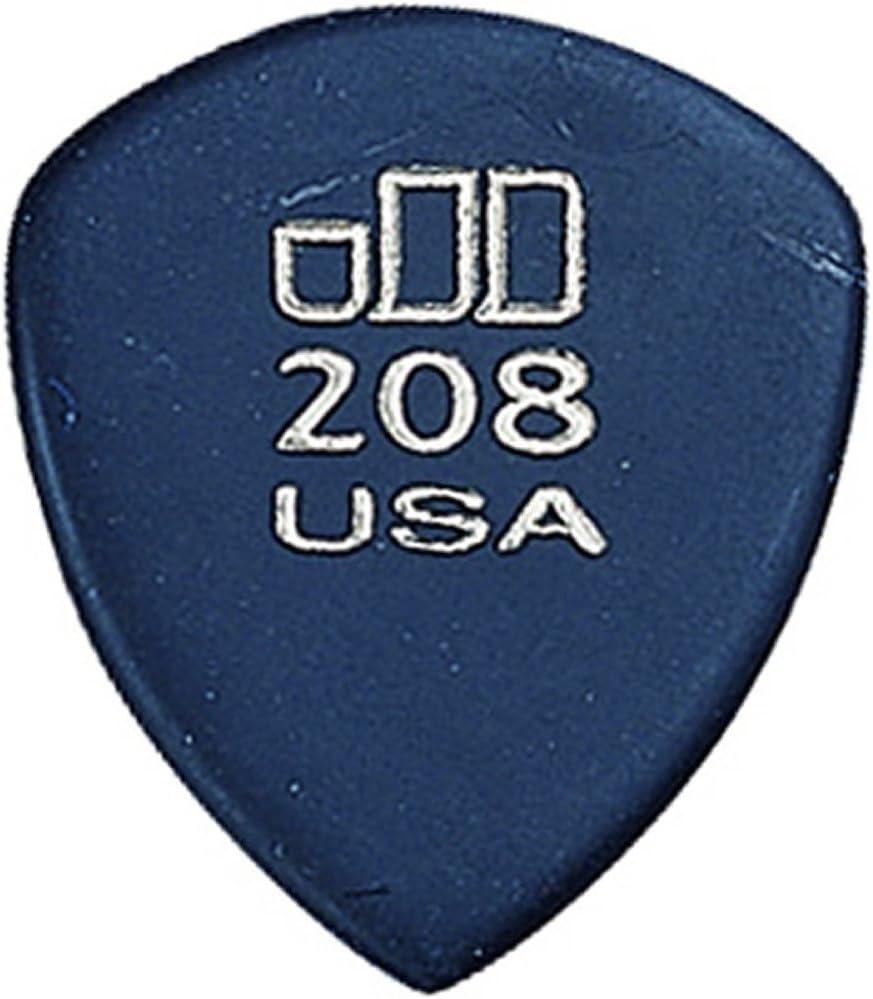 amazon com dunlop 477r208 jd jazztones black large point tip 36 bag musical instruments dunlop 477r208 jd jazztones black large point tip 36 bag
