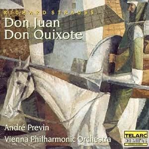 Strauss: Don Juan, Op. 20 / Don Quixote, Op. 35