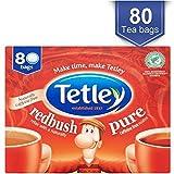 Tetley Redbush Tea Bags (80)