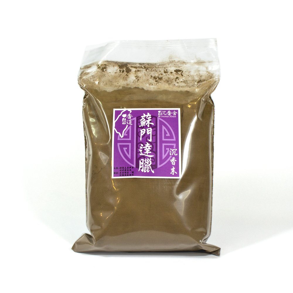 Sumentra Agarwood Aloeswood Incense Powder 300g by IncenseHouse - Incense Powder