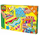 SES 148287 Creative I Learn to Use Scissors Xxl Fun to Create Kit