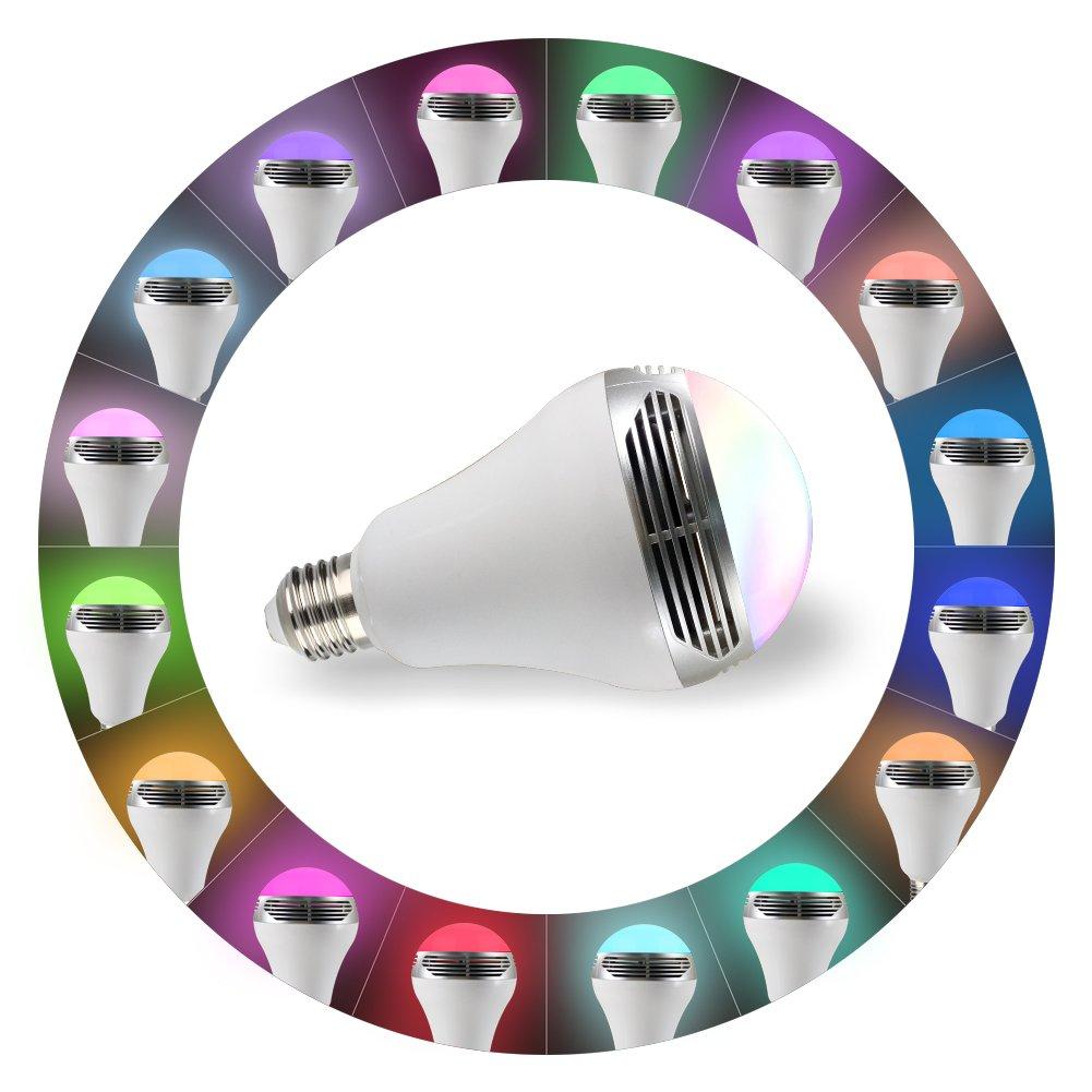 MagicHue Neu Farbige Leuchtmittel Sunset Smart LED Bluetooth Lampe ...