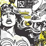 DC Comics Wonder Woman PS4 Pro/Slim Controller Skin - Wonder Woman Vintage Comic