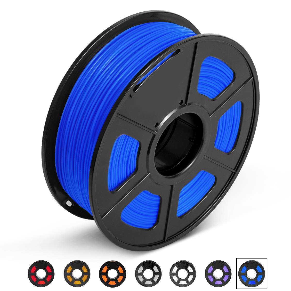 1 kg Spool 1.75mm Blue Basics ABS 3D Printer Filament