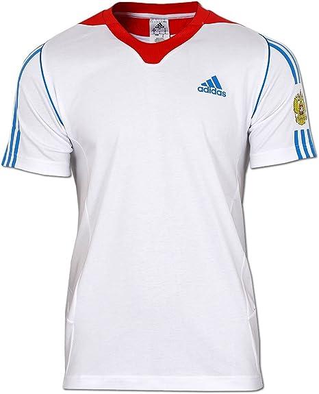 adidas Hombre presentación Camiseta Team Russia Camiseta Olympia ...