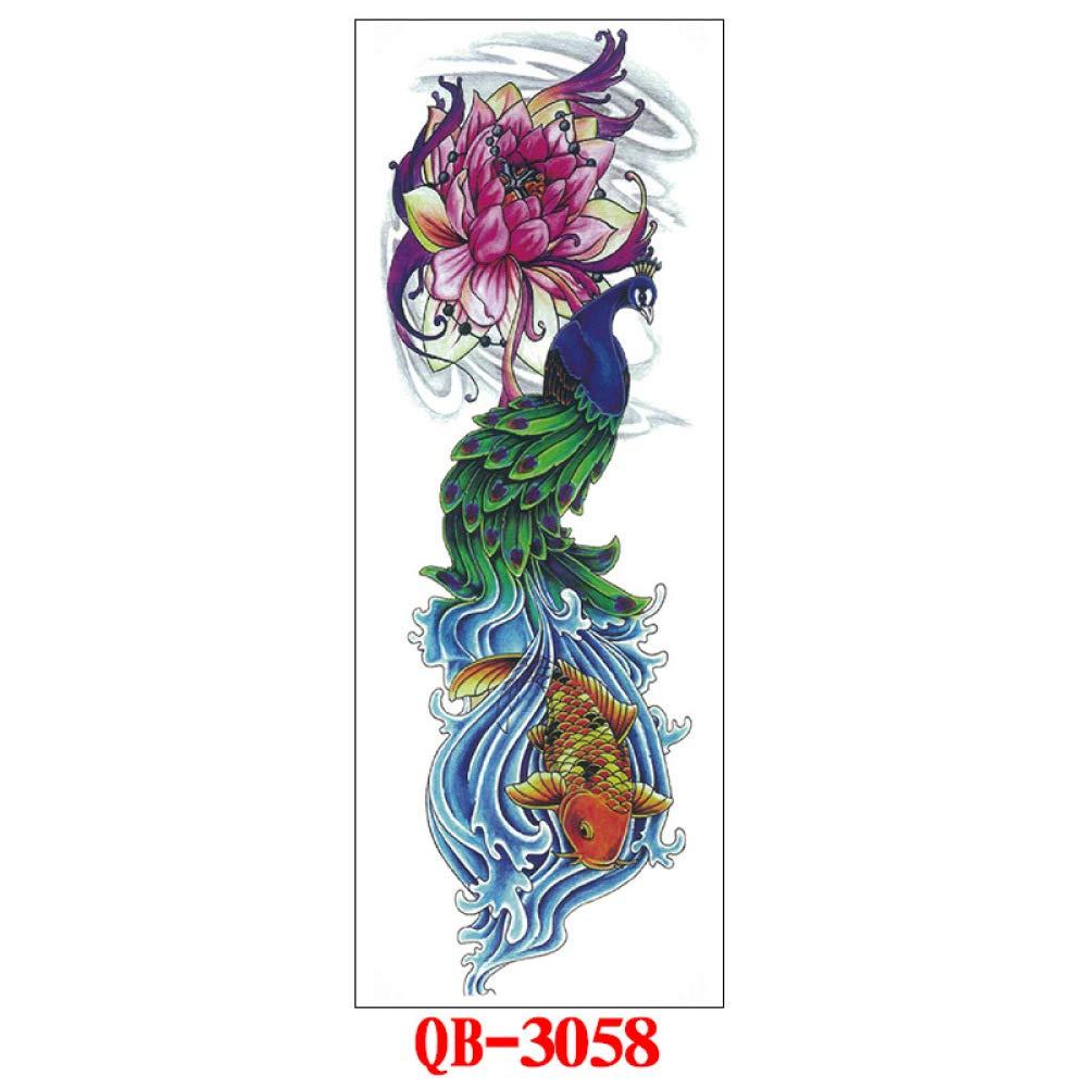 Pegatinas de tatuaje de simulación de 9 piezas pequeñas ...